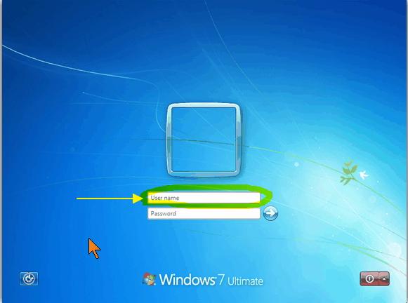 windows user name