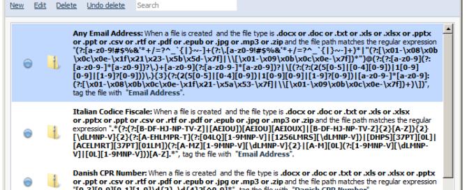 Data-mine-files-folders