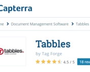 Capterra review